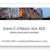 O'Brien  Business Card