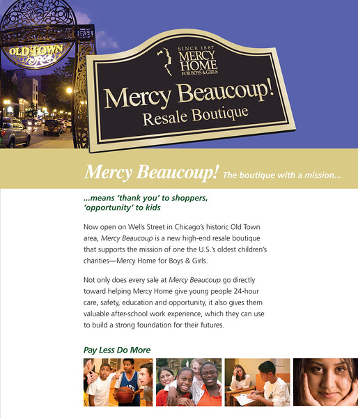 Mercy Beaucoup! Resale Shop