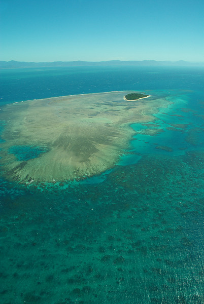 Green Island, Great Barrier Reef, Australia
