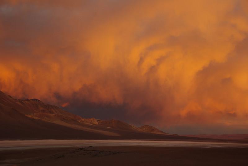 Atacama Sunset, Chile