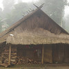 Solid Bamboo-Housing in Luang Prabang Province, Northern Laos
