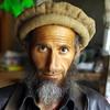 Friend in Tarashing, Rupal Site of Nanga Parbat, Pakistan
