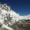 Lhotse South Face (8516 Meter) and Mount Makalu (8485 Meter), Himalayas, Nepal