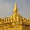 That Luang, National symbol of Lao P.D.R.
