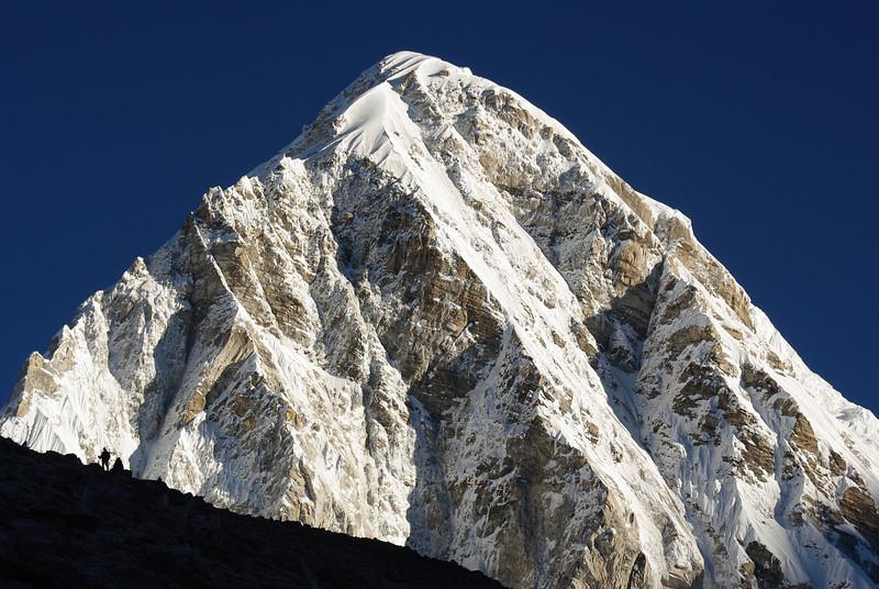 Mount Pumori (7161m), Himalayas, Nepal