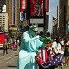 Welcome to New York City, USA