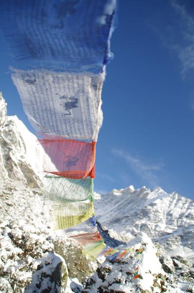 Somewhere over the rainbow, Langtang Himalayas, Nepal
