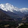 View to Rakaposhi (7788m), Hunza, Pakistan