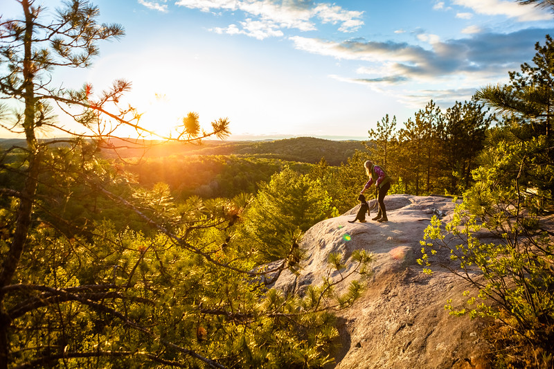 Algonquin Provincial Park - Lookout Trail
