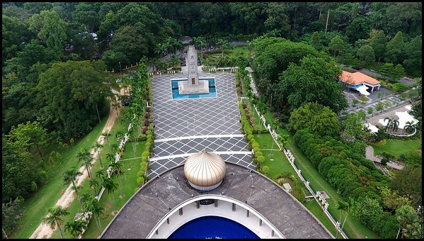 KL Aerial Photography The National Monument 22nd May 2016