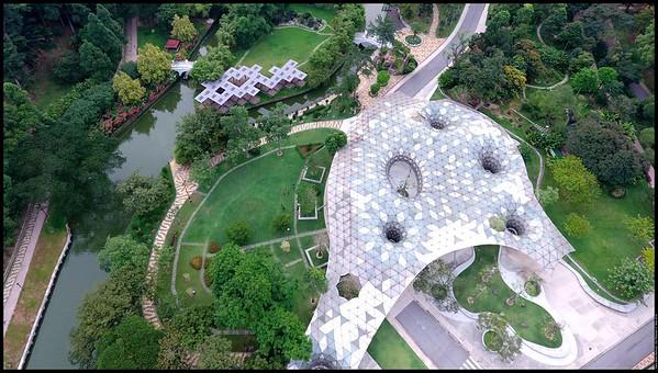 View over Taman Botani Perdana, Kuala Lumpur