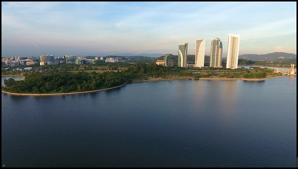 Putrajaya Marina DJI Phantom 4 28th May 2016 (c) Haris Abdul Rahman