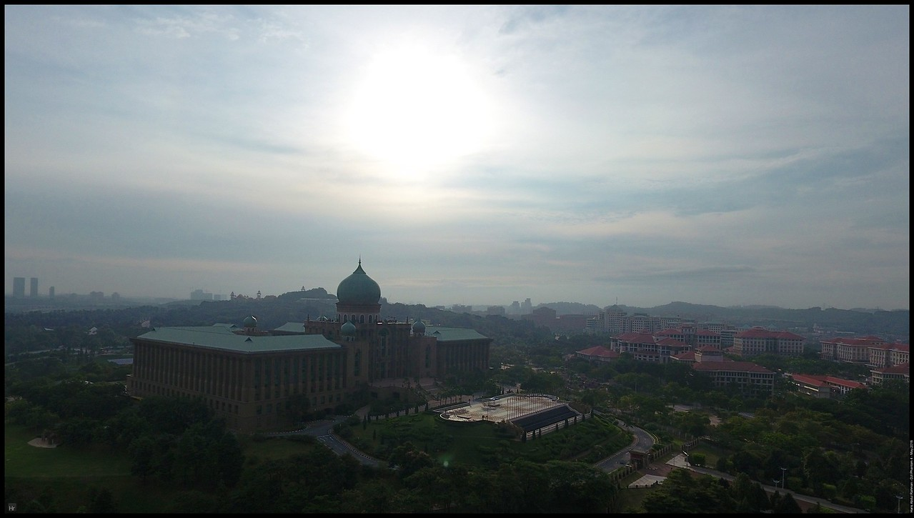 Dataran Putra Putrajaya DJI Phantom 4 29th May 2016 (c) Haris Abdul Rahman harisrahman.com