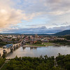 """Downtown Chattanooga Panorama"""