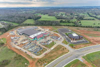LCUB and Lenoir City Event Center