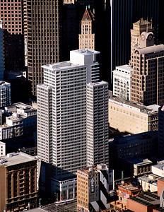 Paramount Building, San Francisco, CA. Kwan Henmi Architecture. Pankow Builders