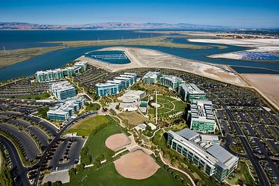 Pacific Shores Center, Redwood City, CA. DES Architects, R&S Construction.