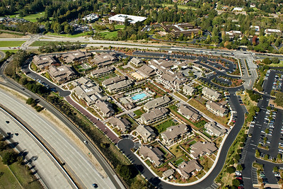 Rosewood Hotel, Menlo Park, CA. Stanford Real Estate.