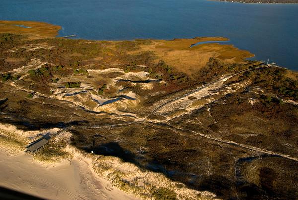 "Fire Island's Bellport Beach<br /> Longitude: 40¡42'45.60""N<br /> Latitude: 72¡55'32.55""W"