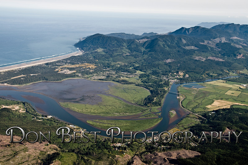 Nehalem Bay Estuary 3816
