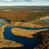 Carmens River, Long Island in autumn
