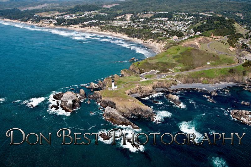 Yaquina Head Lighthouse 4470PS