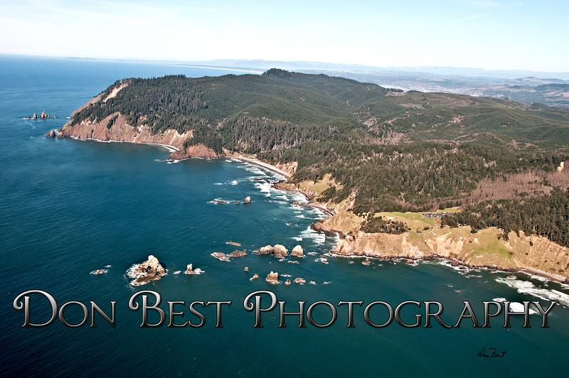 Ecola State Park & Tillamook Head 9508