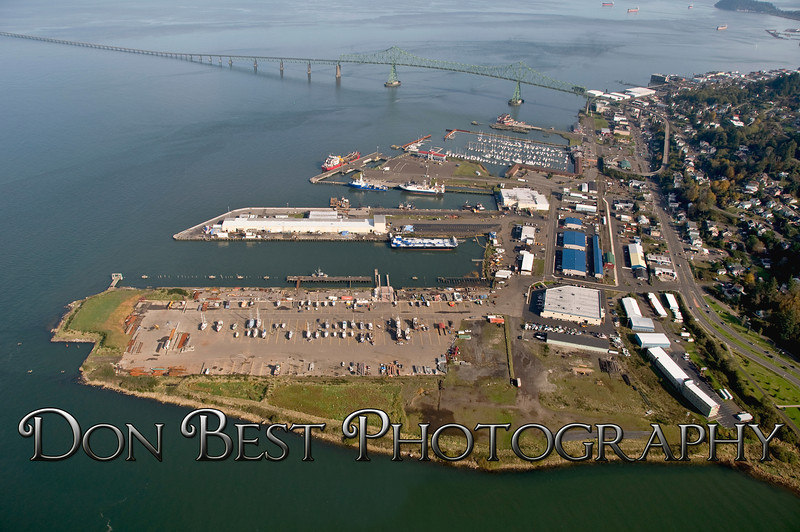 Port of Astoria Piers 1,2,3