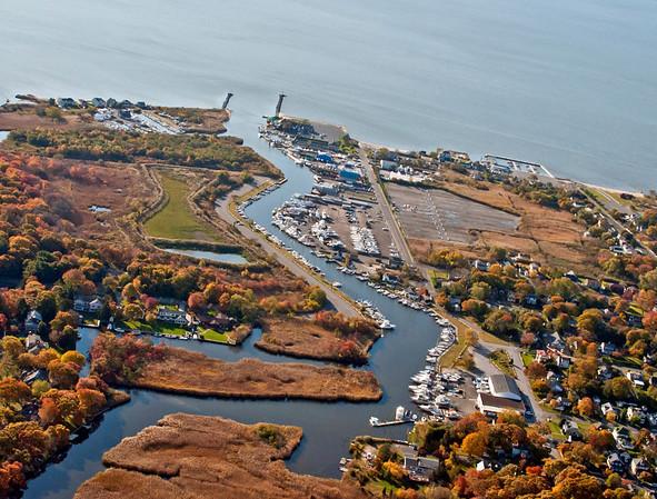 Brown's River, Sayville & Bayport