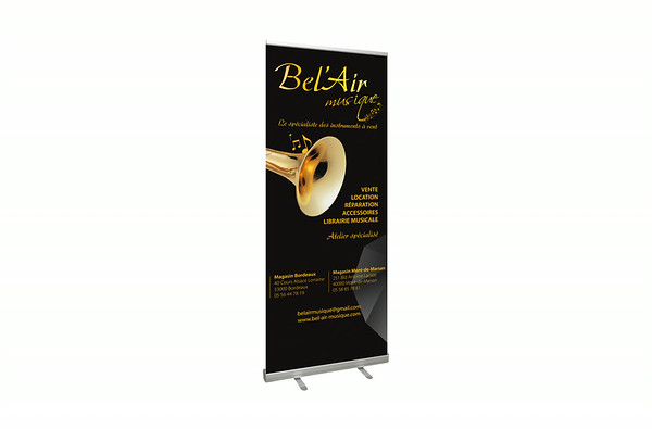 Bel'Air Musique | Roll up