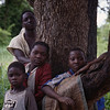 Teenage boys near South Luangua, Zambia (1994) © Copyrights Michel Botman Photography