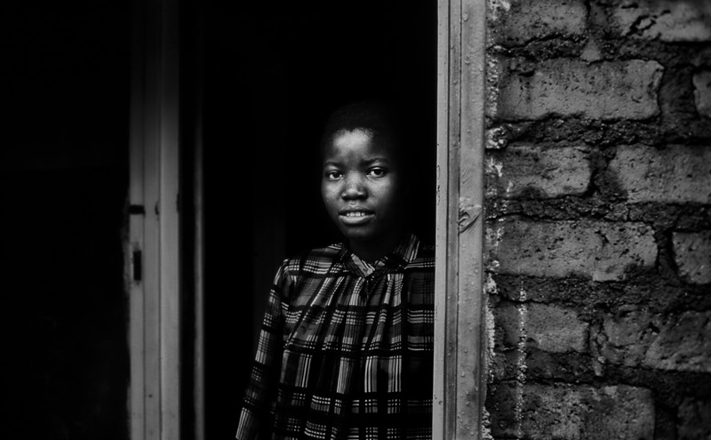 Zimbabwe (1993) Original Fine Art Documentary Photograph by Michel Botman © north49exposure.com
