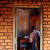Boma Post Office, Malawi (1994) © Copyrights Michel Botman Photography