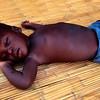 Little boy sleeping.  Liwonde, Malawi (1994) © Copyrights Michel Botman Photography