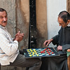 Rabat Medina checkers game