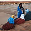 Sahara camel guides
