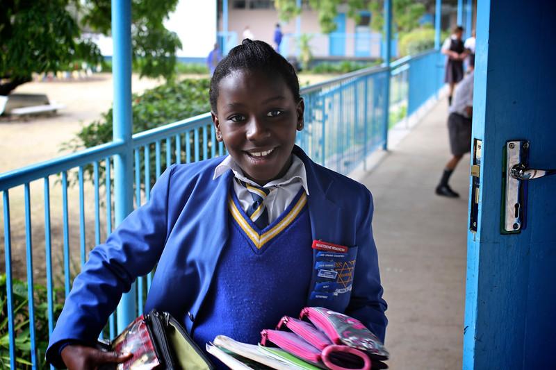Sharon School, Harare, Zimbabwe (2011) © Copyrights Michel Botman Photography