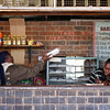 Small food stop near Bulawayo, Zimbabwe (2011) © Copyrights Michel Botman Photography
