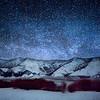 Winter Night Sky