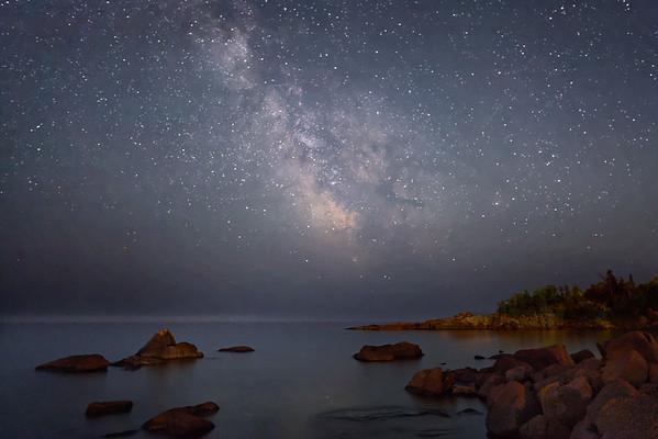 Superior Milky Way