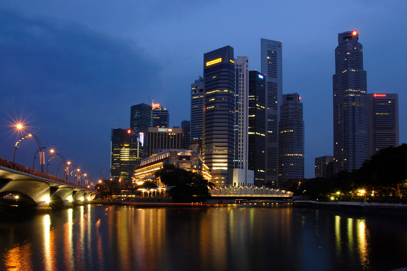 CBD (Central Business District), Singapore