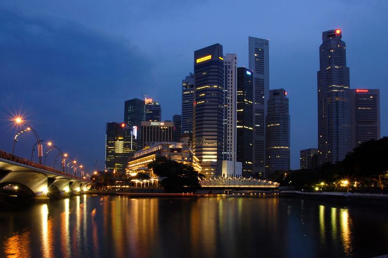CBD (Central Business District), Singapore