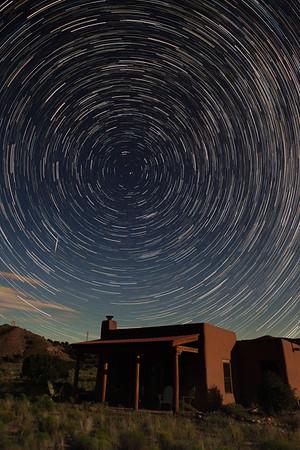 Casita Star Trails