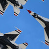 Air Force Thunderbirds, Closeup - San Antonio, Texas