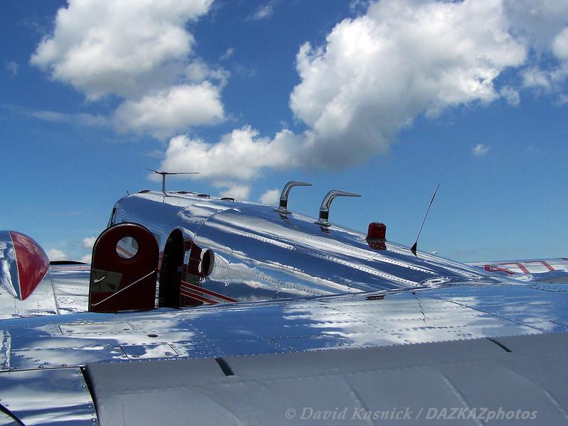 DC3 Wild Blue Yonder