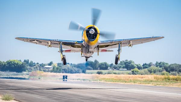 P-47 Take off