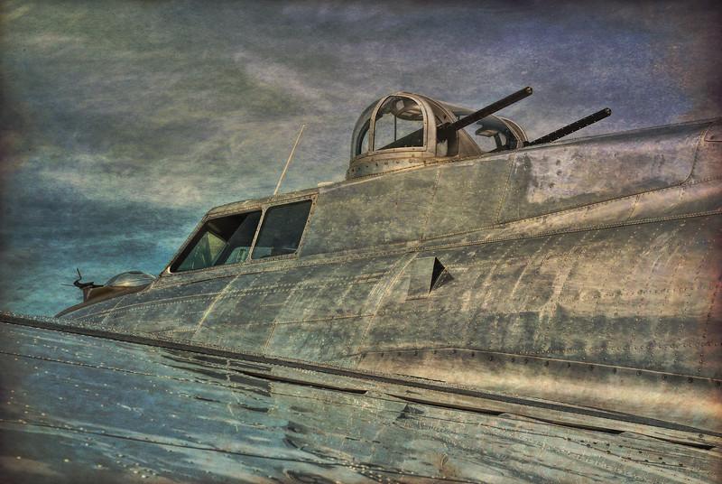 "B-17G ""Gun Turret"" 1"