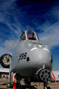A10 Wart Hog (Thunder over Michigan 2005, Willow Run Airport in Ypsilanti, Michigan)