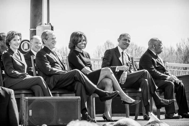 Presidents at Selma