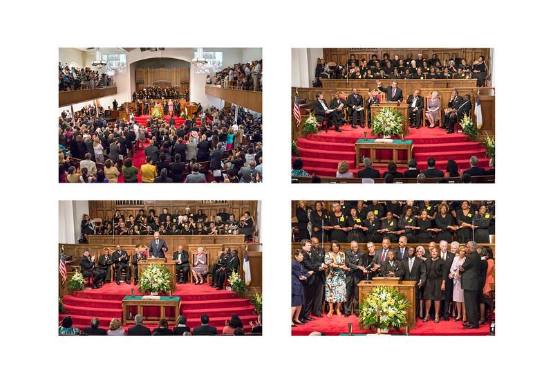 50th Anniversary Commemoration Service